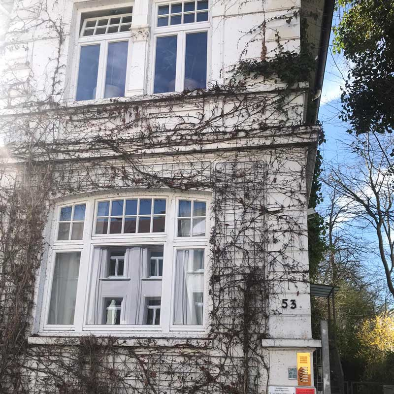 Praxis Katja Geissler - Hamburg Bahrenfeld